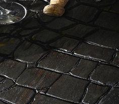 Quadrolegno Wood Floor Design Crocodile Skin