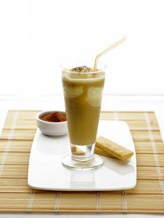 Si eres un amante del café, el calor no es un impedimento. Prueba esta receta de Dúo de Vainilla y Café Evaporado, ¡delicioso!