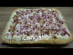 Langalló - YouTube Hawaiian Pizza, Desserts, Food, Youtube, Postres, Deserts, Hoods, Meals, Dessert