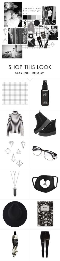 """:)."" by bringmethebulletprooflasagne ❤ liked on Polyvore featuring Old Navy, Samsøe & Samsøe, Umbra, Design Letters, Aesop and River Island"