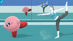 Super Smash Bros. for Nintendo 3DS / Wii U: Wii Fit Trainer (Wii U 4)