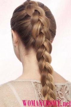 Французская коса - 143 фото и схемы как плести косу | WomanChoice - женский сайт