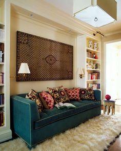 Moon to Moon: Beautiful Bohemian Sitting rooms.....