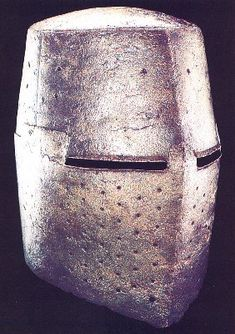 This helm is now probably in a private collection. (helm basel?)