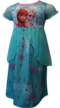 AME Frozen Fantasy Gown ToddlerKid  Multicolor6 *** Click image for more details-affiliate link. #Disneyfor Girls