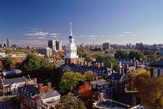 Harvard University:Cambridge, Massachusetts