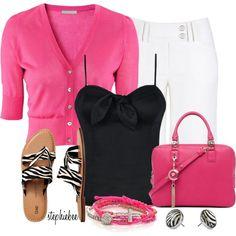 More pink!