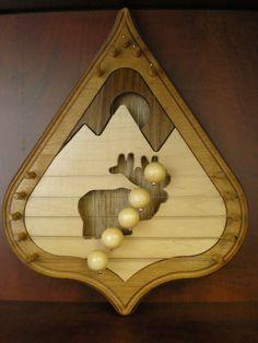 Handmade Beautiful Door Harp Door Chime Wood Harp Harp