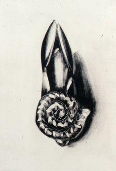 Lisa Milroy Lisa Milroy, Shoe Drawing, Observational Drawing, Gcse Art, Printmaking, Abandoned, Identity, Charcoal, High Heels