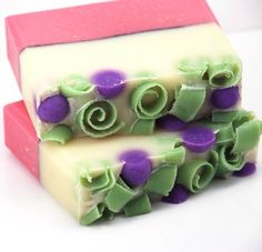 Zinfandel, White Wine Soap Handmade Cold Process, Vegan Friendly