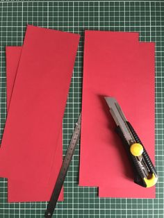 Scrapbooking, Crafts, Halloween, Decoration, Red Paper, Letters, Decor, Manualidades, Scrapbook