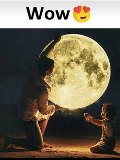 Lucky child, my parents won't even lend me one dollar. Stunning Photography, Creative Photography, Nature Photography, Photography Poses, Cool Pictures, Cool Photos, Beautiful Pictures, Images Cools, Beautiful Moon