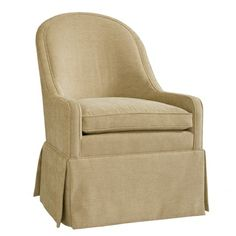 """Kindel:  Specifications Width:28.0""""  Depth:31.5"""" Height:36.5""""  Arm Height:20.5""""  Seat Height:18.5""""  Seat Width:22.0""""  Seat Depth:21.75"""""""