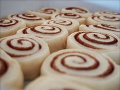 Fructose free cinnamon buns - delish!