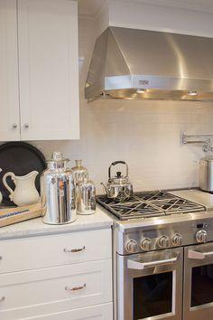 kitchen in the HGTV Dream Home 2015 on Martha's Vineyard - Cuckoo4Design