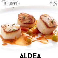 Para todos los viajeros! Este miércoles te vamos a recomendar: Aldea en New York del chef George Mendes. Su menú es inspirado en la península Ibérica y añade un toque moderno en sus platos! Si viajas a New York no dudes en probarlo!!