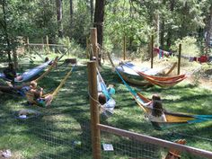 We are building one of these for this summer. Can't wait to try it out :). Thanks for the idea Camp Augusta!