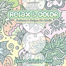 Heart Mandalas Adult Coloring Book For Grownups Dover Books New