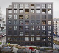 Galeria de 40 Unidades Habitacionais / LAN Architecture - 3