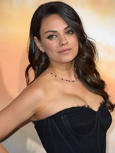 Mila Kunis reveals the one celeb that both she and Ashton Kutcher have kissed