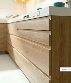 cocina-madera-y-blanca - Best Pins Live