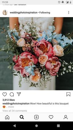 Wedding Bouquets, Wedding Flowers, Bouquet Flowers, Room Color Combination, Wedding Mood Board, Spring Has Sprung, Room Colors, Luxury Wedding, Christmas Wreaths