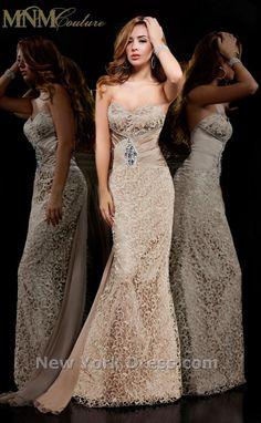 MNM Couture 7992