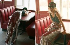 Salivating over this sequin maxi. Need. now.