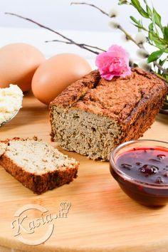 Sezon przepisów wielkanocnych European Dishes, Polish Recipes, Polish Food, Easter Dinner, Chutney, Meatloaf, Deli, Banana Bread, Food And Drink