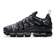 aa94b9f8dbe Nike Air Vapormax Plus White Black ´La Requin´ aj6312-001 Chaussures Nike  SportWear