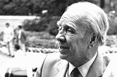 Jorge Luis Borges: Al espejo - Foto sin data archivo El Universal -  http://borgestodoelanio.blogspot.com/2014/12/jorge-luis-borges-al-espejo.html