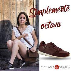 Simplemente Octava #yoamoloszapatos #OctavaShoes #Moda #Calzadodemujer #MujerBonita #Comodidad #Estilo http://ift.tt/2i6I2hx