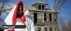 The Empowerment Plan: a Detroit-based nonprofit organization dedicated to serving the homeless community. They hire homeless women from local shelters to make coats that transform into a sleeping bag, which is then given out to homeless.