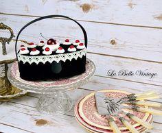 A personal favorite from my Etsy shop https://www.etsy.com/listing/470673970/vintage-novelty-black-forest-cake-velvet
