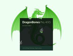 "Check out new work on my @Behance portfolio: ""DragonBones_H5领域全球最大的骨骼动画编辑器"" http://be.net/gallery/46612617/DragonBones_H5"