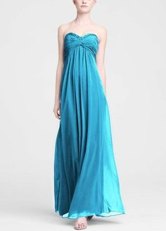 David's Bridal Bridesmaid Dresses Long Sheer Chiffon Dress with Beaded Neckline Style F14867, Malibu, 2 David's Bridal,http://www.amazon.com/dp/B00ASL8AYY/ref=cm_sw_r_pi_dp_VjSmrb145WEGG033