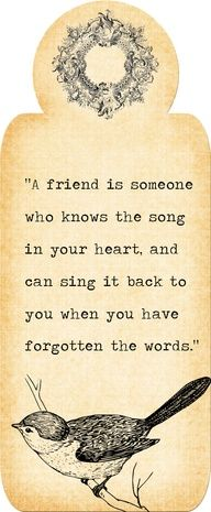 An example of a true friend :) So grateful I know a few like this! www.finditforweddings.com www.socialmediamamma.com