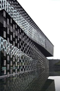 kengo kuma and associates | museum of wisdom - xinjin zhi museum [cheng, du, china].