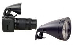 This has to be one of the most ridiculous light modifiers made!