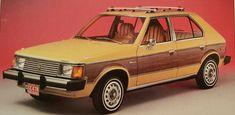 1978 Dodge Omni #dodgevintagecars
