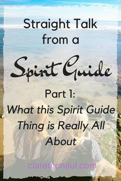 My interview with a Spirit Guide!