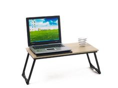 Coavas Portable Folding Notebook Desk,Wood Laptop Bed Table Desk Coavas http://smile.amazon.com/dp/B00S2CE8U6/ref=cm_sw_r_pi_dp_PgWBvb1SF8XBE