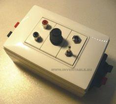 Amplificador terminado dentro de su caja Amplificador 12v, Console, Projects, Mario, German, Arduino Home Automation, Car Audio, Car Audio, Audio Amplifier