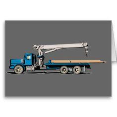 Boom Truck - Truck Crane