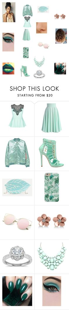 """""""Sister Layla"""" by karistagrier on Polyvore featuring City Chic, Chicwish, MANGO, Privileged, WithChic, Allurez, Zac Posen, Eye Candy, Wildwood and Concrete Minerals"""
