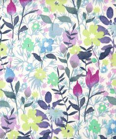 Liberty Art Fabrics Rochester B Tana Lawn