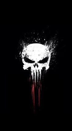 The Punisher wallpaper Punisher Tattoo, Punisher Marvel, Punisher Logo, Punisher Netflix, Punisher Wallpaper, Batman Wallpaper, Iphone Wallpaper, Monkey Wallpaper, Graffiti Wallpaper