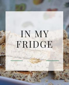 Living in the heart of Manhattan Amie has stocked her home fridge (and freezer) with healthy Gluten-Free and Dairy-Free foods and snacks. Heres a sneak peak at what she uses to cook for herself and her clients.