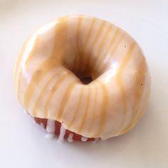 Pumpkin Spiced Maple Glazed Doughnut