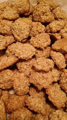 Ovesné sušenky